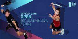 Estrella Damm Open 2020. World Padel Tour