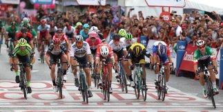 Etapa final Vuelta Ciclista a España