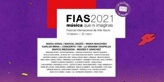 Festival Internacional de Arte Sacro (FIAS) 2021