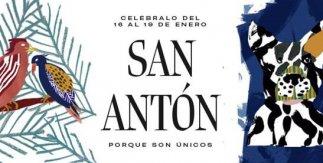Fiestas de San Antón Madrid 2020