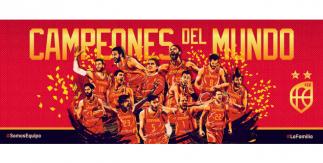 España, campeona del mundo de baloncesto 2019