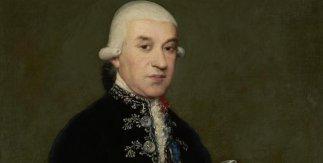 Francisco de Goya y Lucientes. Francisco Javier de Larumbe y Rodríguez