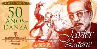 Gala homenaje a Javier Latorre