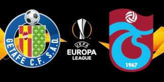 Getafe CF - Trabzonspor (UEFA Europa League. Fase de grupos. Jornada)