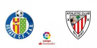 Getafe CF - Athletic Club Bilbao (Liga Santander)
