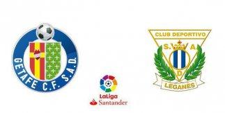 Getafe CF - CD Leganés (Liga Santander)