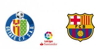 Getafe CF - FC Barcelona (Liga Santander)