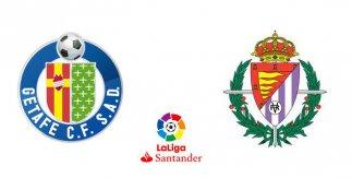 Getafe CF - R. Valladolid CF (Liga Santander)