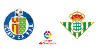 Getafe CF - Real Betis (Liga Santander)