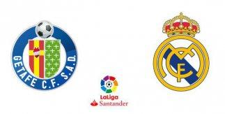 Getafe CF - Real Madrid (Liga Santander)