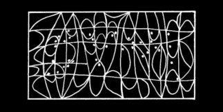 De la serie de diapositivas Abstract. Gilda Mantilla & Raimond Chaves. 2011. Cortesía ProjecteSD, Barcelona
