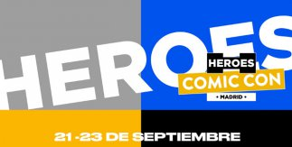 Héroes Comic Con Madrid