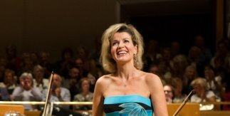 Ibermúsica. Anne-Sophie Mutter
