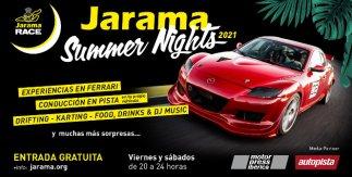 Jarama Summer Nights