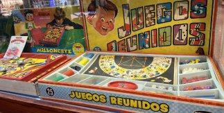 Los juguetes favoritos de los niños de la EGB
