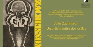 Julio Zachrisson, un artista entre dos orillas