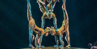 Kurios. Cirque du Soleil