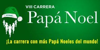 Carrera de Papa Noel