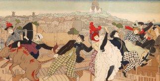 La Vie à Montmartre, 1897