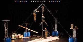 L'avis bidón, de Cirque La Compagnie  foto: Marlene Braka
