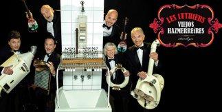 Les Luthiers - Viejos Hazmerreires