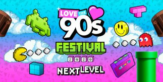 Love the 90's