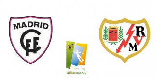 Madrid CFF - Rayo Vallecano Femenino (Liga Iberdrola)