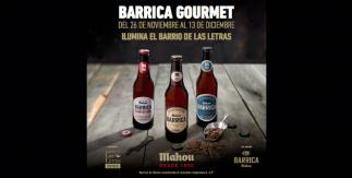 Mahou Barrica Gourmets