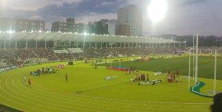 Meeting Madrid 2019. Estadio Vallehermoso. © Real Federación Española de Atletismo