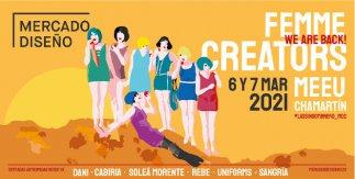 Mercado de Diseño - FEMME CREATORS