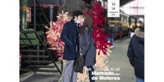Mercado de Motores. Edición San Valentín. 13 y 14 de febrero 2021