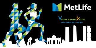 15 KM METLIFE MADRID ACTIVA
