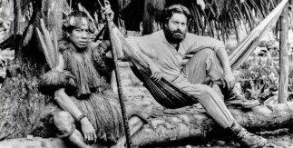 Miguel de la Quadra-Salcedo con los yagua (Amazonas). 1961-1964