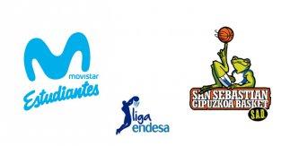 Movistar Estudiantes - Delteco Gipuzkoa Basket (Liga Endesa. Jornada 17)