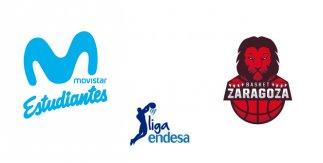Movistar Estudiantes - Tecnyconta Zaragoza (Liga Endesa. Jornada 22)