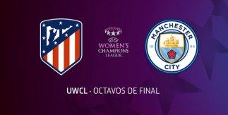 Atlético de Madrid Femenino - Manchester City Women's Football Club
