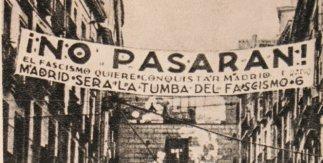 No pasarán, 16 días, Madrid 1936