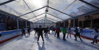 Pista de hielo Villa de Vallecas