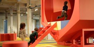 Playground Paisajes para el Juego