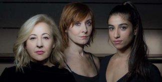 Carmen Machi, Nathalie Poza y Carolina Yuste. Prostitución (Teatro Español)