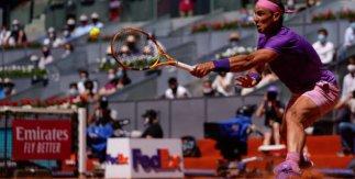 Rafael Nadal. © Mutua Madrid Open 2021