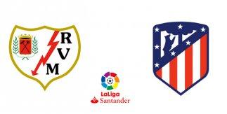 Rayo Vallecano - Atlético de Madrid