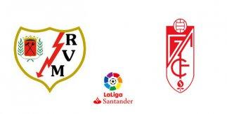Rayo Vallecano - Granada CF (Liga Santander)