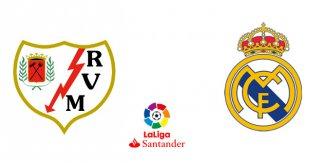 Rayo Vallecano - Real Madrid (Liga Santander)