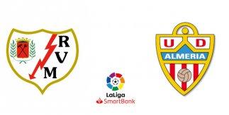 Rayo Vallecano - UD Almería (LaLiga SmartBank)