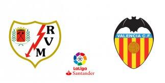 Rayo Vallecano - Valencia CF (Liga Santander)