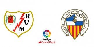 Rayo Vallecano - CE Sabadell (LaLiga SmartBank)