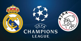 Real Madrid - Ajax de Ámsterdam (UEFA Champions League)