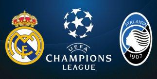 Real Madrid - Atalanta (UEFA Europa League)