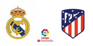 Real Madrid - Atlético de Madrid (Liga Santander)